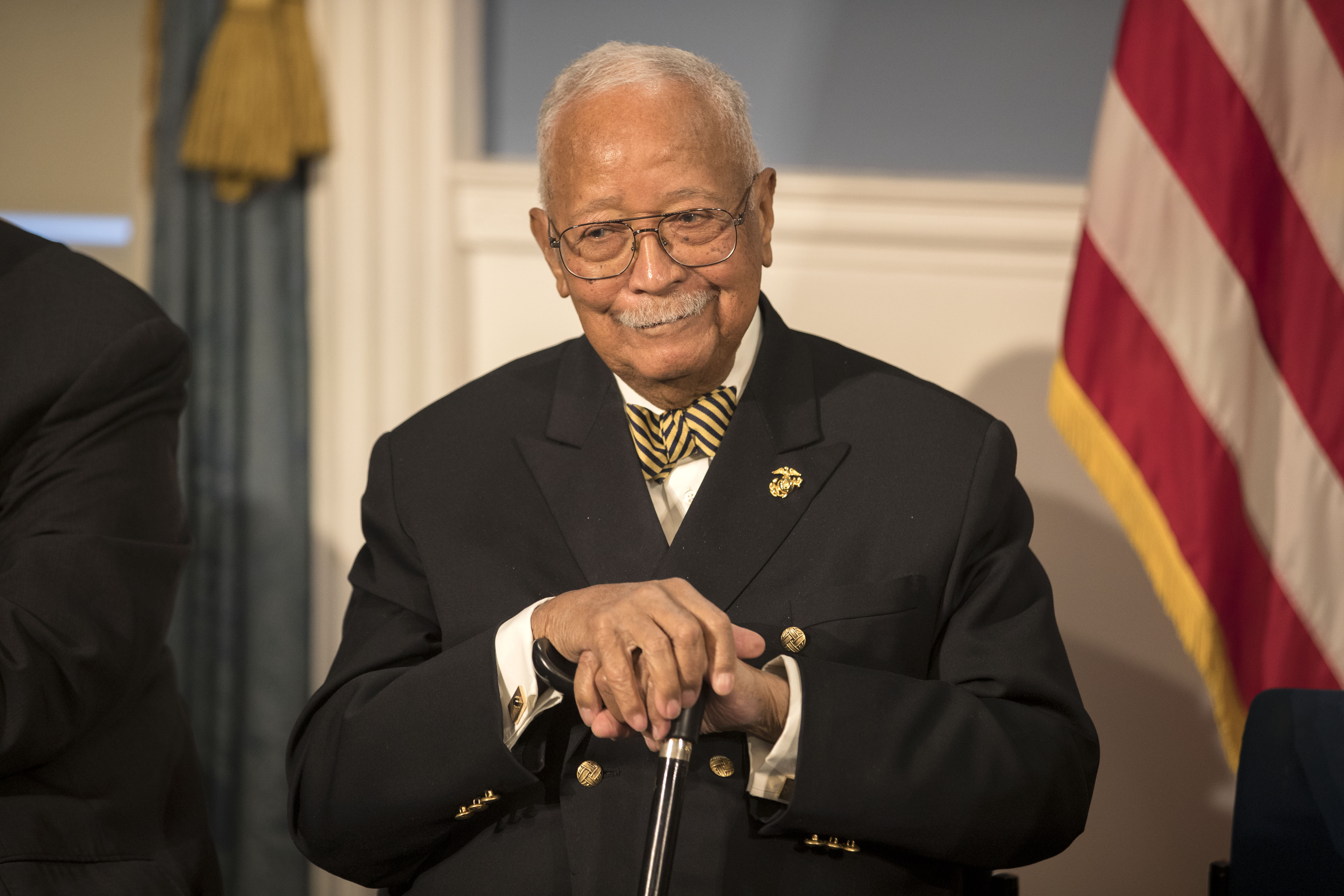 David Dinkins, NYC's first black mayor, dead at 93