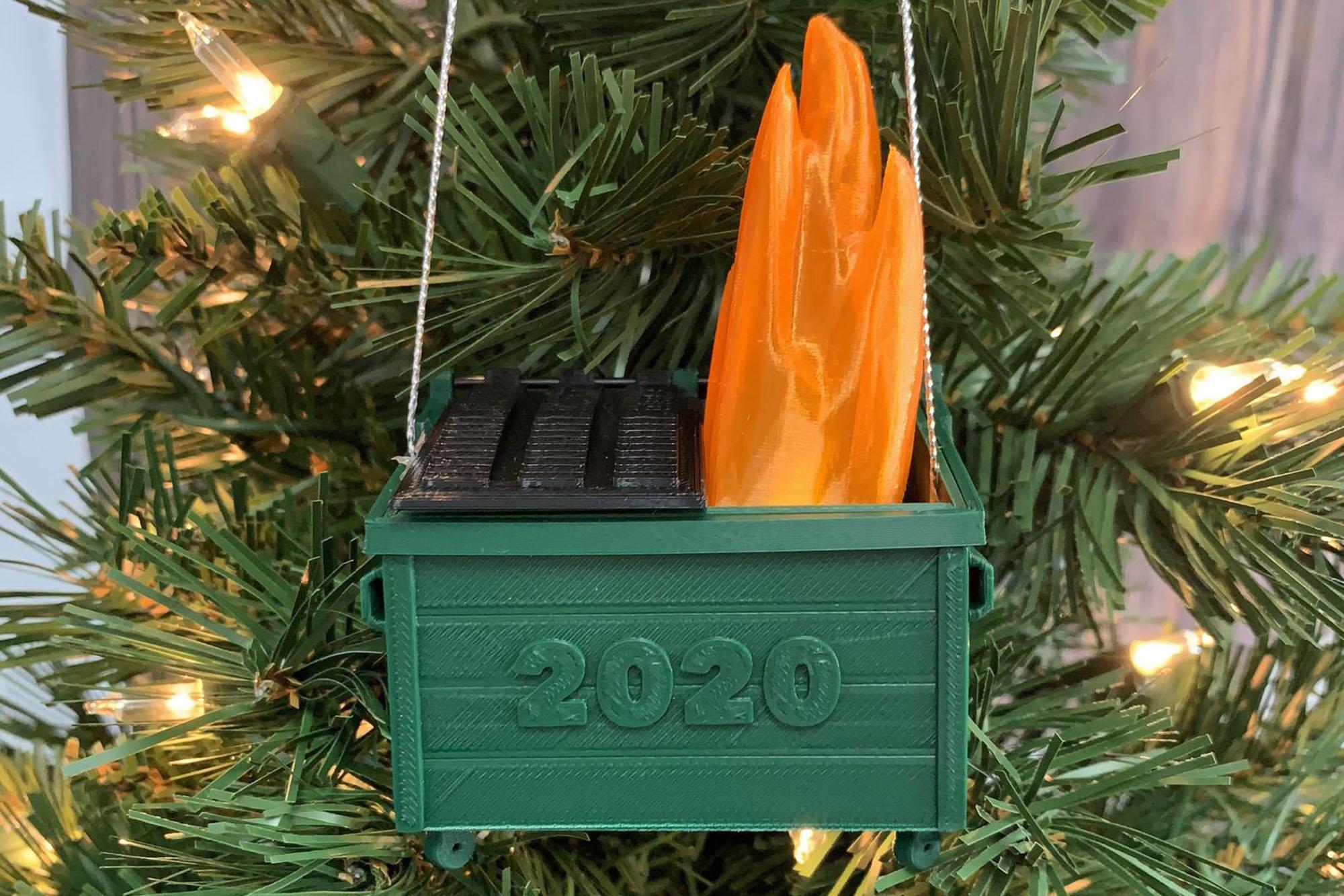 2020 Dumpster Fire