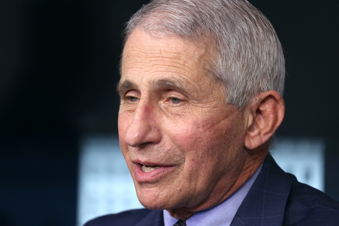 Fauci says 'help is on the way' with new COVID-19 vaccines 1