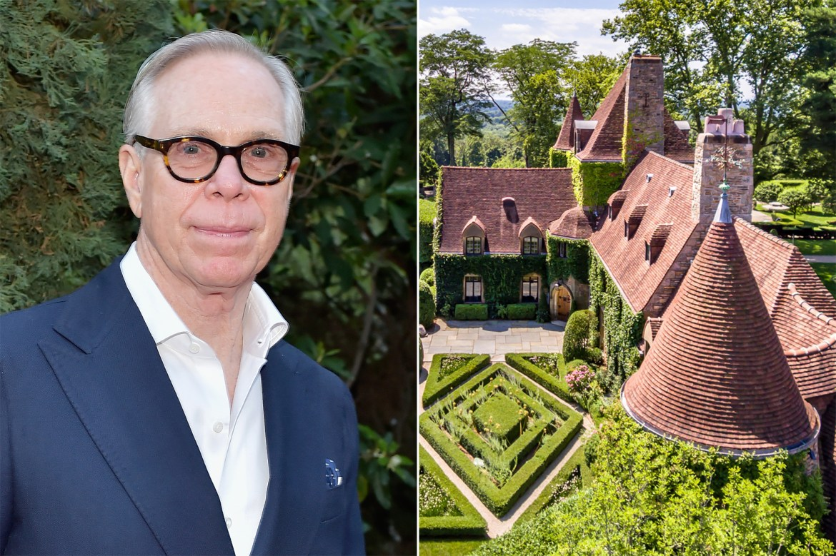 Tommy Hilfiger finds buyer for $47.5M mansion, moves to Palm Beach 1