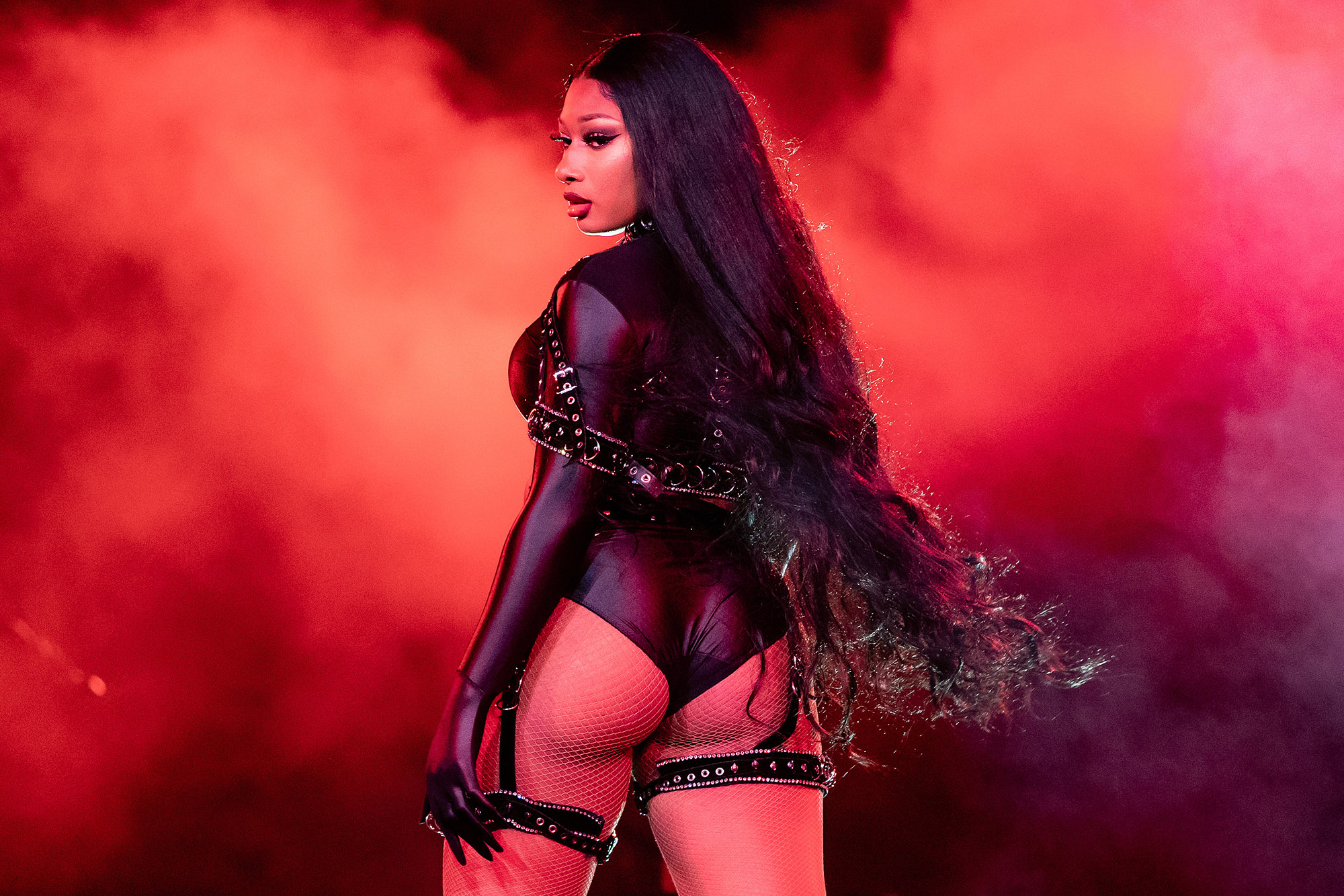 Megan Thee Stallion accused of stealing looks for Fashion Nova
