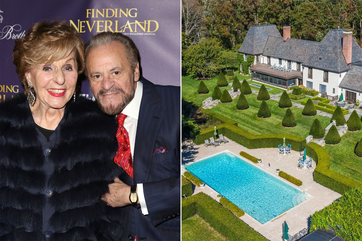 Broadway producers behind 'Chicago' ask $13.2M for Westchester estate 1