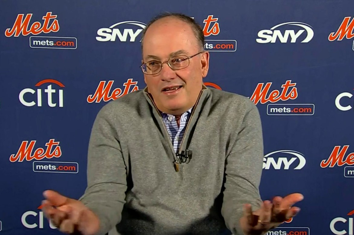 New Mets owner Steve Cohen pocketed $1.6B in 2020 1