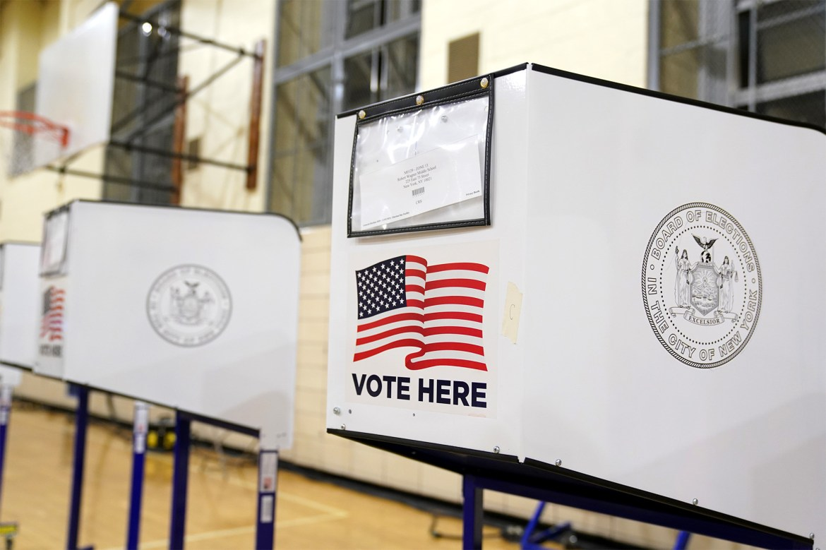Minority pols seek to delay NYC Ranked Choice Voting law 1