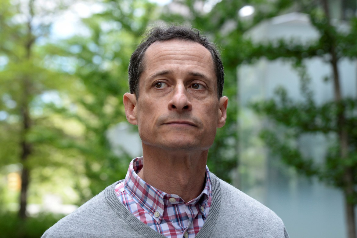 Anthony  Weiner talks up live web chat for his post-prison business 1