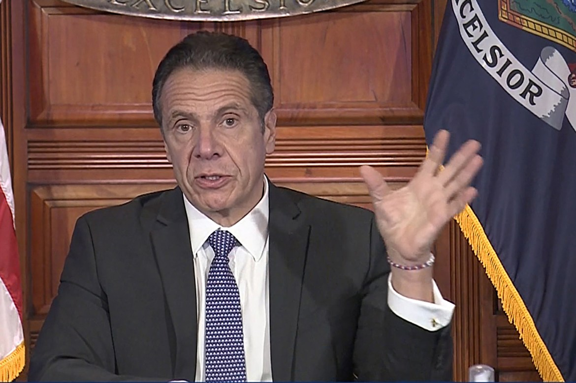Surprising no one, Andrew Cuomo's review panel finds no issues with Pfizer vaccine 1