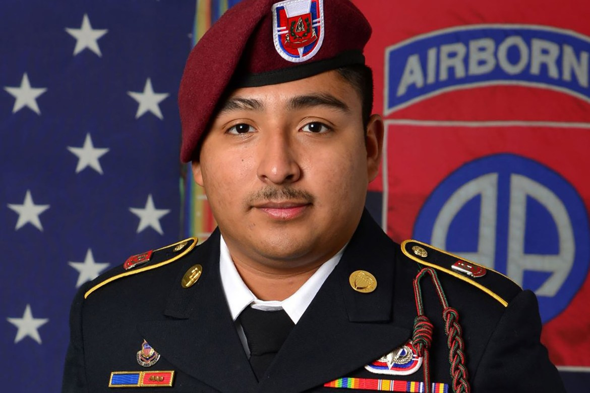 Missing Fort Bragg soldier reportedly decapitated, cause of death unclear 1