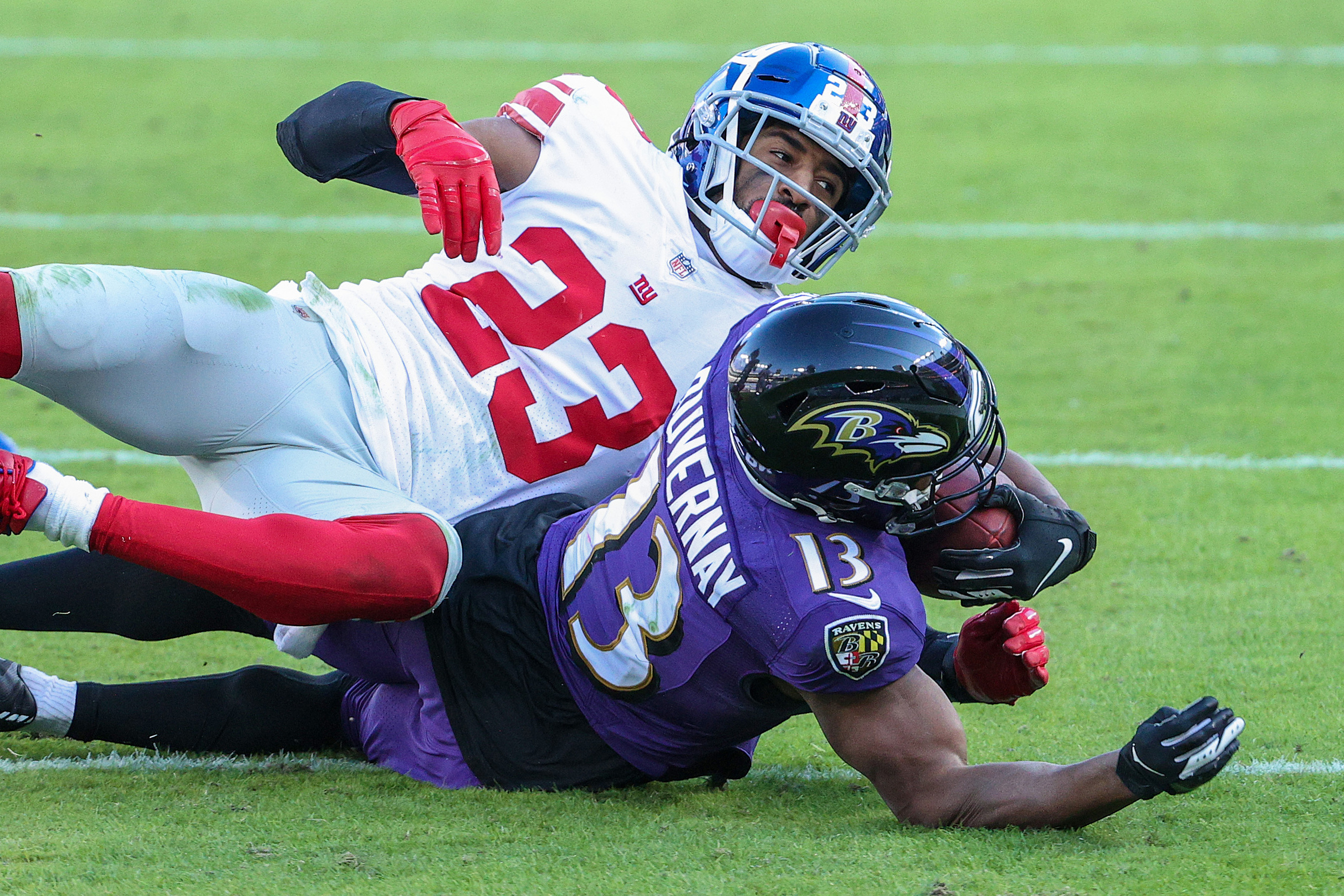 Giants showed Logan Ryan more than the money with extension