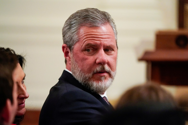 Disgraced Jerry Falwell Jr. drops defamation lawsuit against Liberty University 1