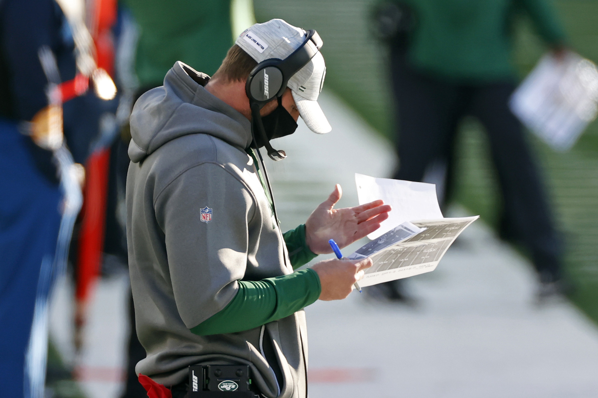 Facing Rams could get ugly for Jets as schedule shows no mercy