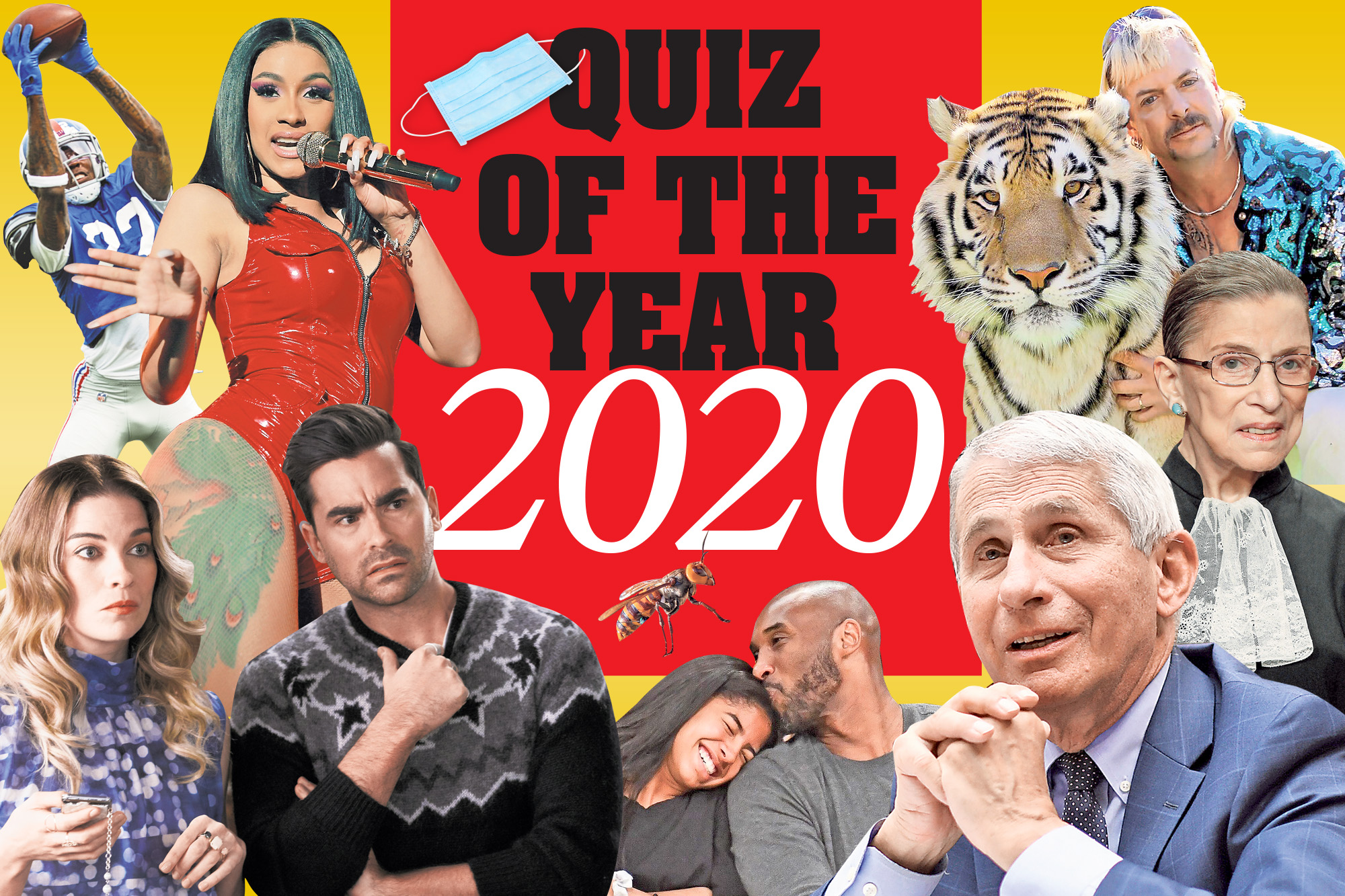 How well do you remember 2020? Take The Post's quiz
