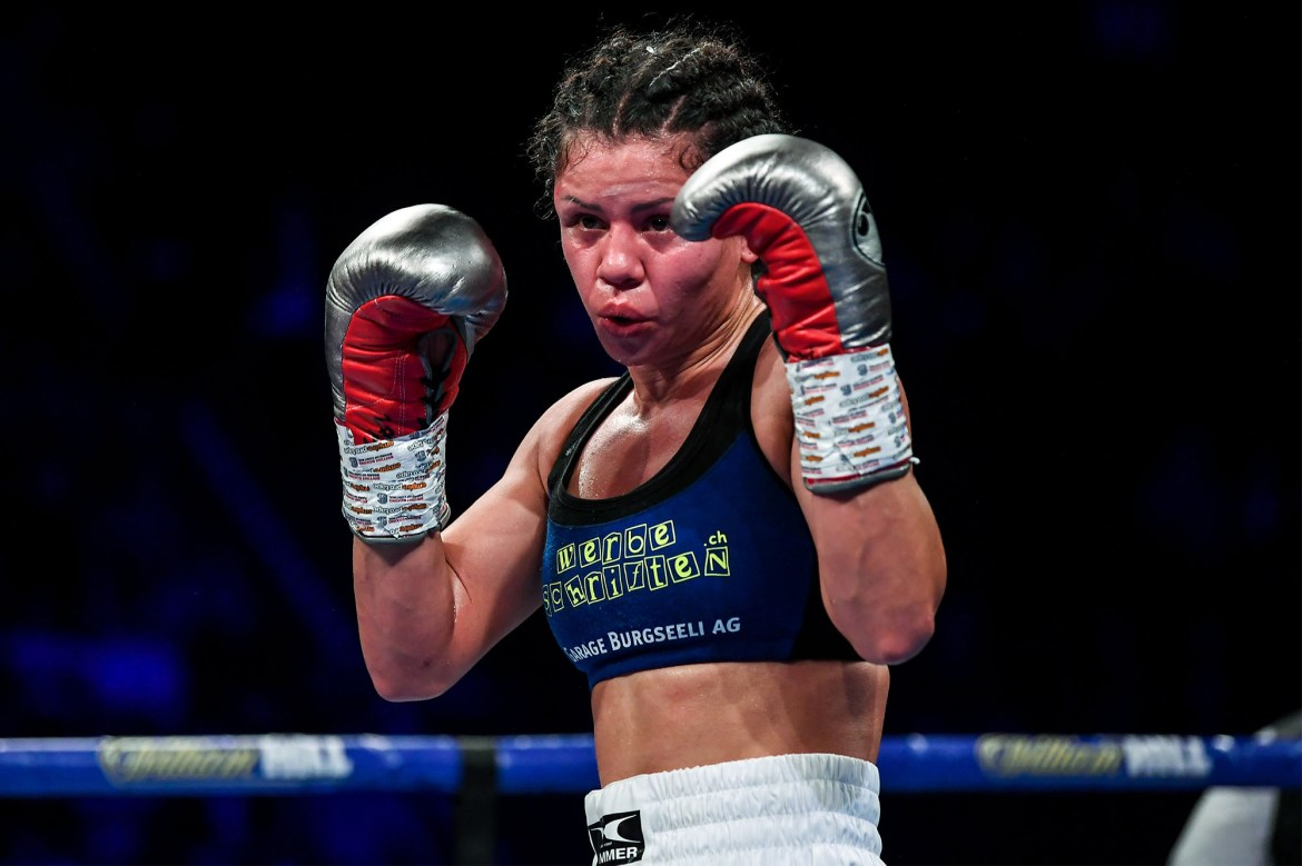 Pro boxer Viviane Obenauf suspected of beating husband to death 1