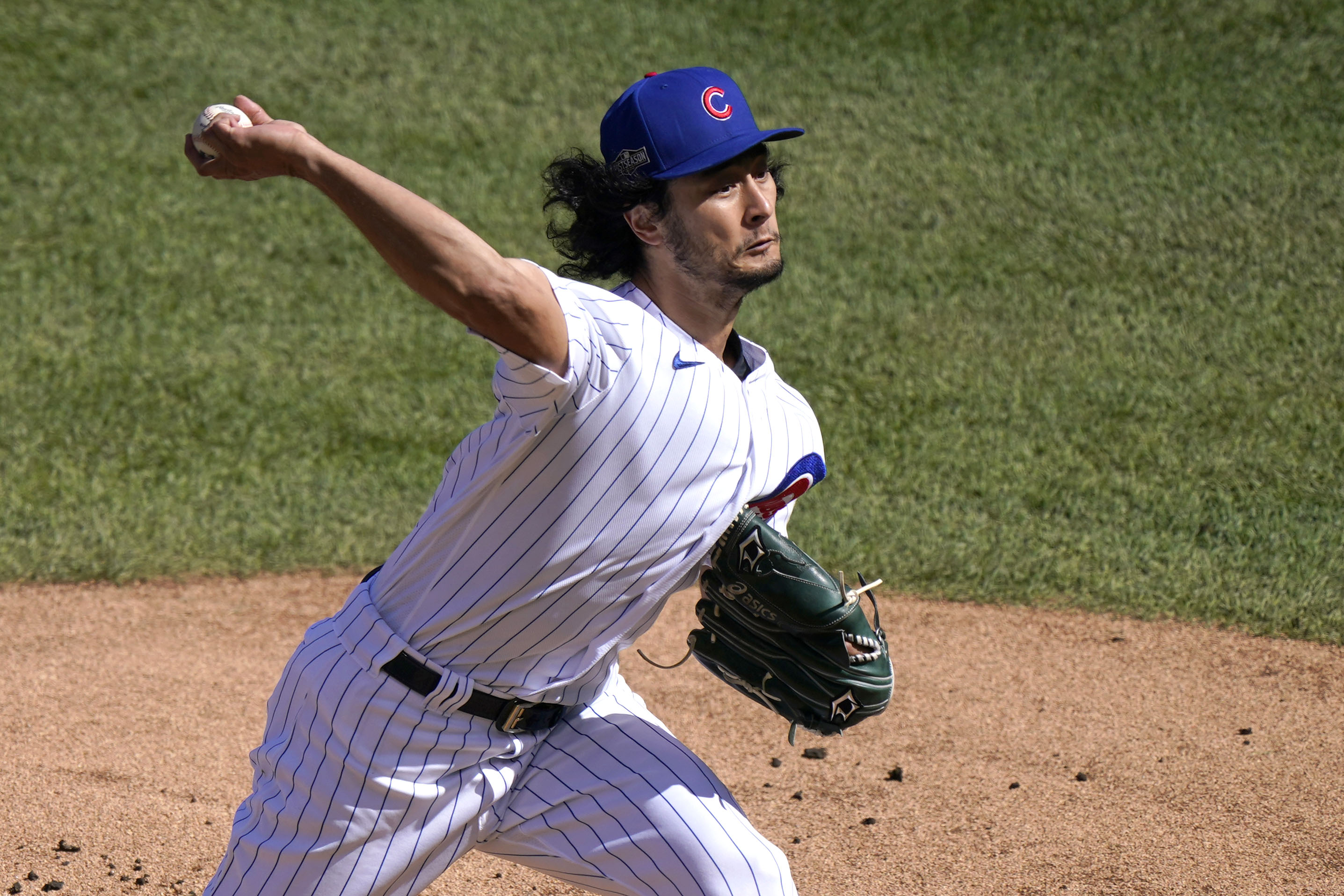 Padres acquire Yu Darvish in blockbuster deal with Cubs
