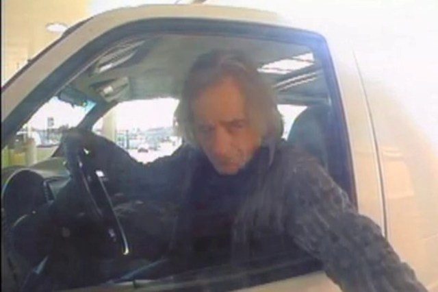 Nashville blast suspect Anthony Quinn Warner is seen on surveillance footage, in U.S.