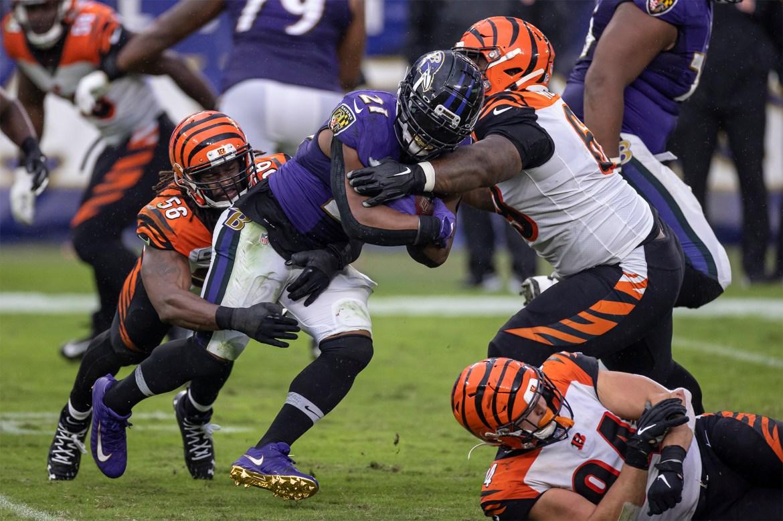 Bengals vs. Ravens line, prediction: Cincinnati will cover 1