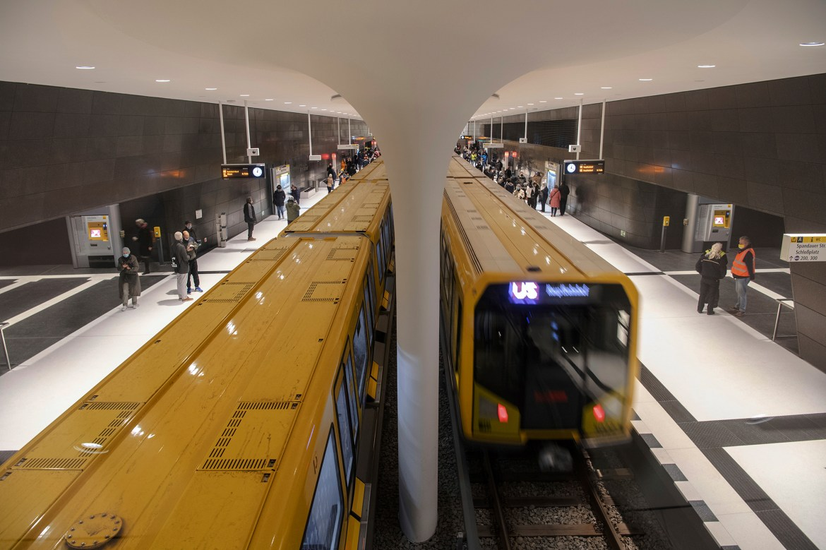 Berlin opens long-awaited 1.4-mile subway extension 1
