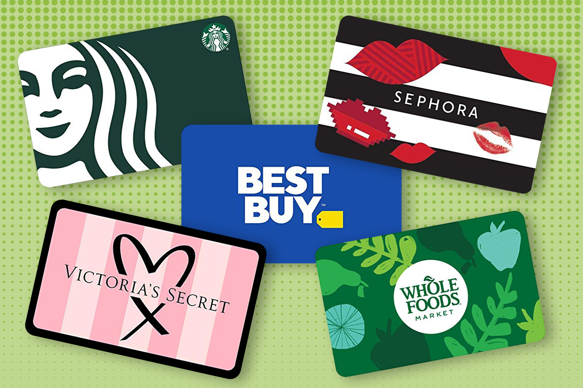 Best E Gift Cards Online