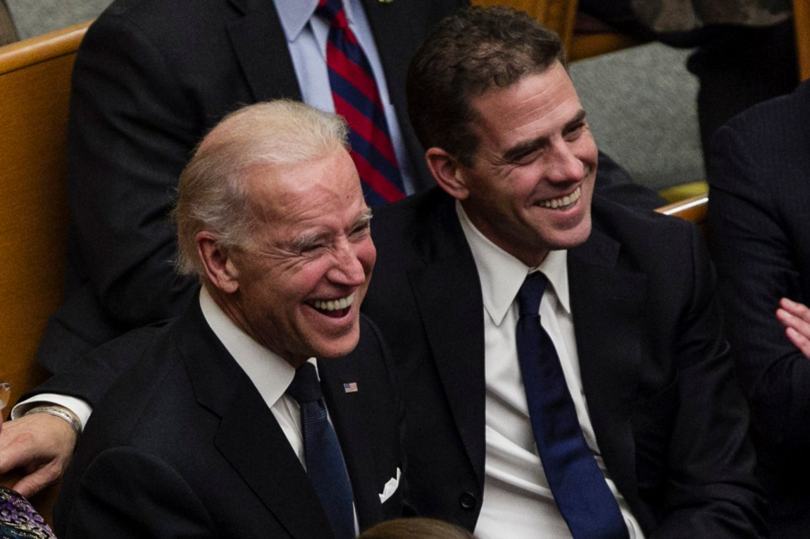Media disgraceful in trying to suppress Post's Hunter Biden reporting 1