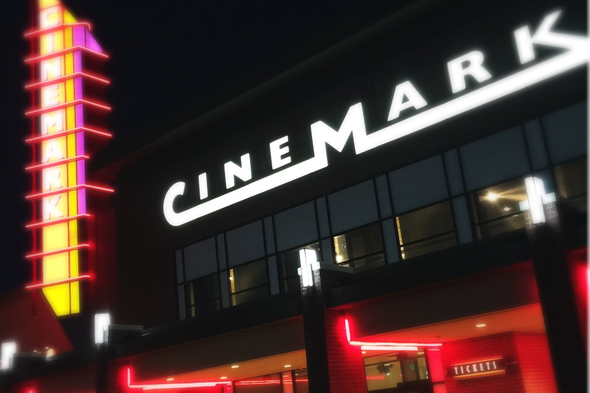 Cinemark eyeing AMC's No. 1 spot as largest movie theater chain in US 1