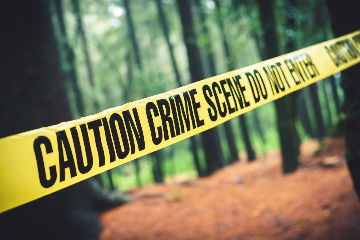 Human remains found in two suitcases along Denver trail 1