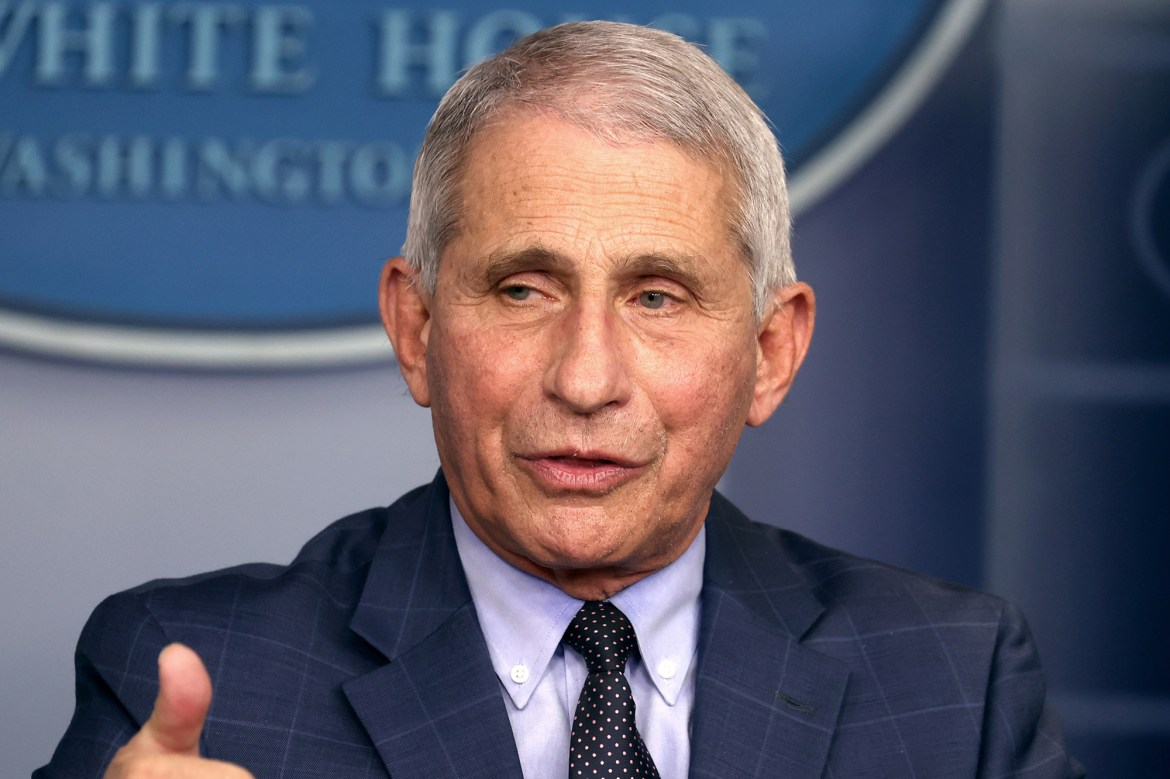 Fauci's 'wear a mask' plea tops list of 2020's most notable quotes 1