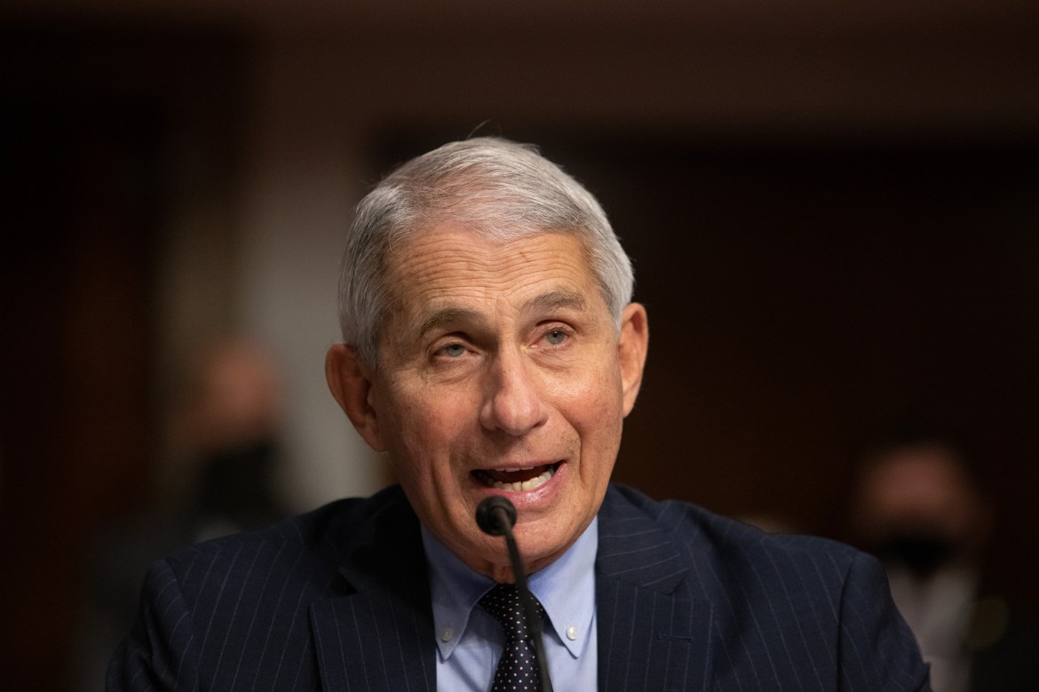 Fauci says US could achieve 'herd immunity' in second quarter of 2021 1