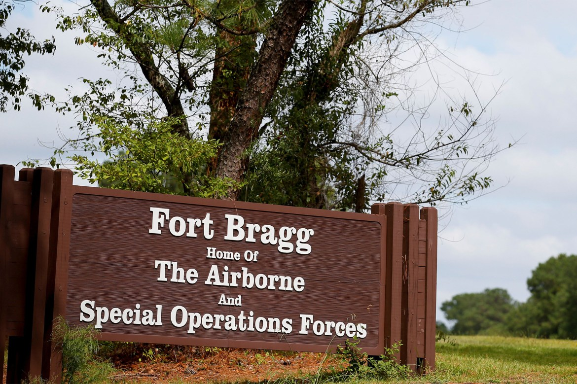 Foul play suspected in deaths of two men found at Fort Bragg 1