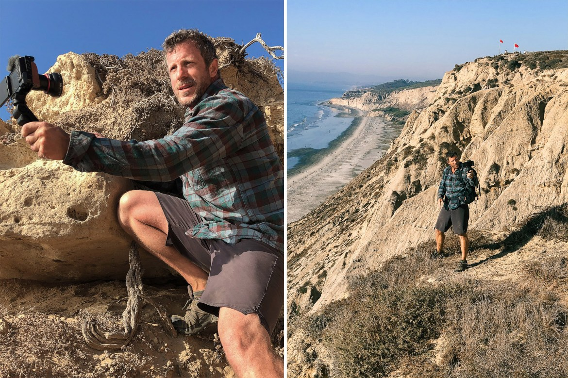 Explorer Greg Aiello gets wild on  new series 'Nature Gone Wild' 1