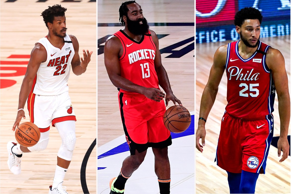 James Harden sweepstakes has new favorite and an intrigued Jimmy Butler 1