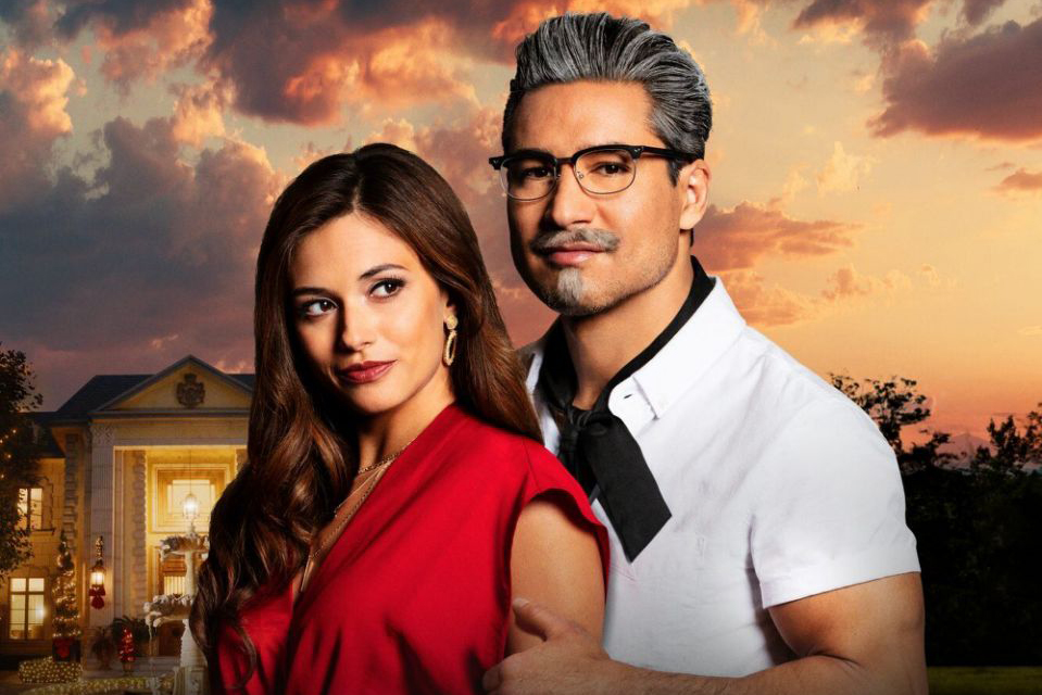 Mario Lopez is sexy Colonel Sanders in KFC and Lifetime movie