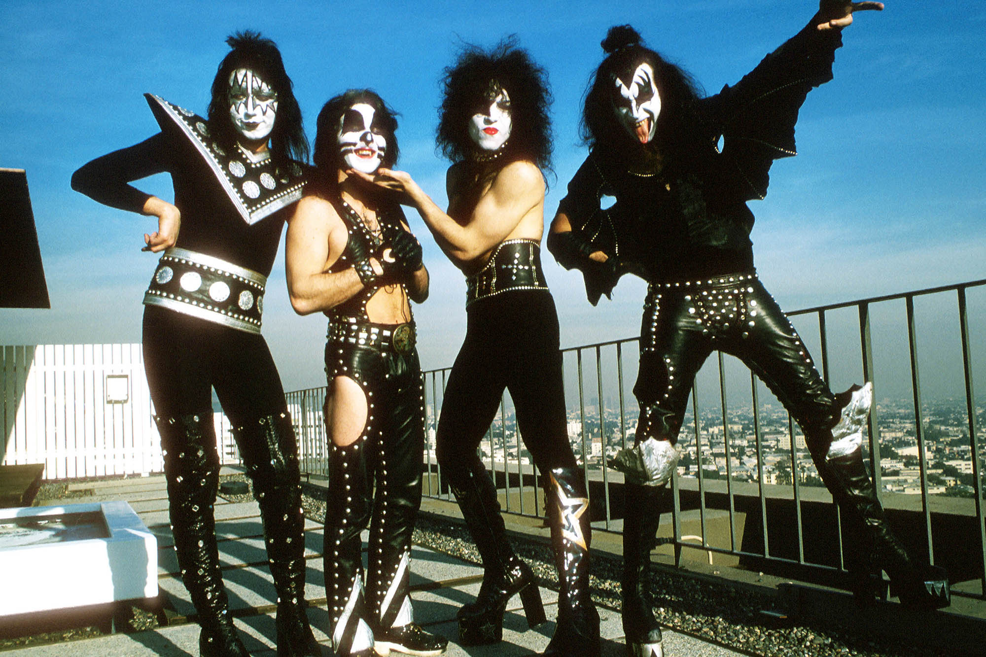 The history of Kiss — and how they made it out of Queens