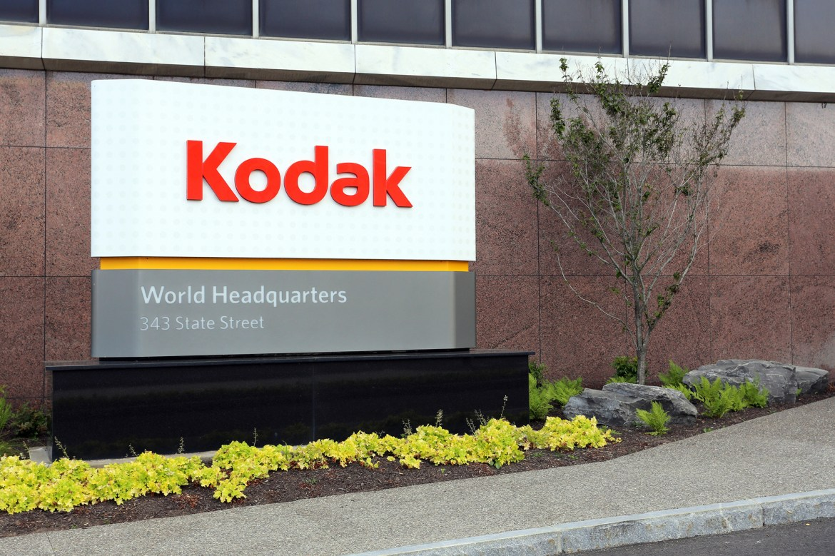 Kodak stock surges after deal to make drug ingredients is approved 1