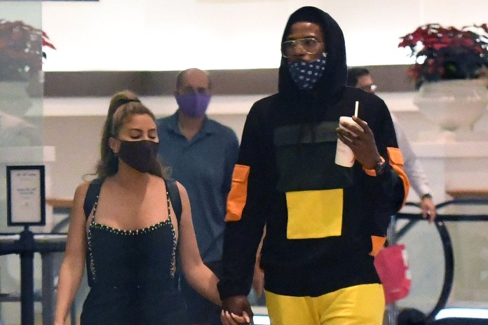 Malik Beasley's wife shocked by photos with Larsa Pippen