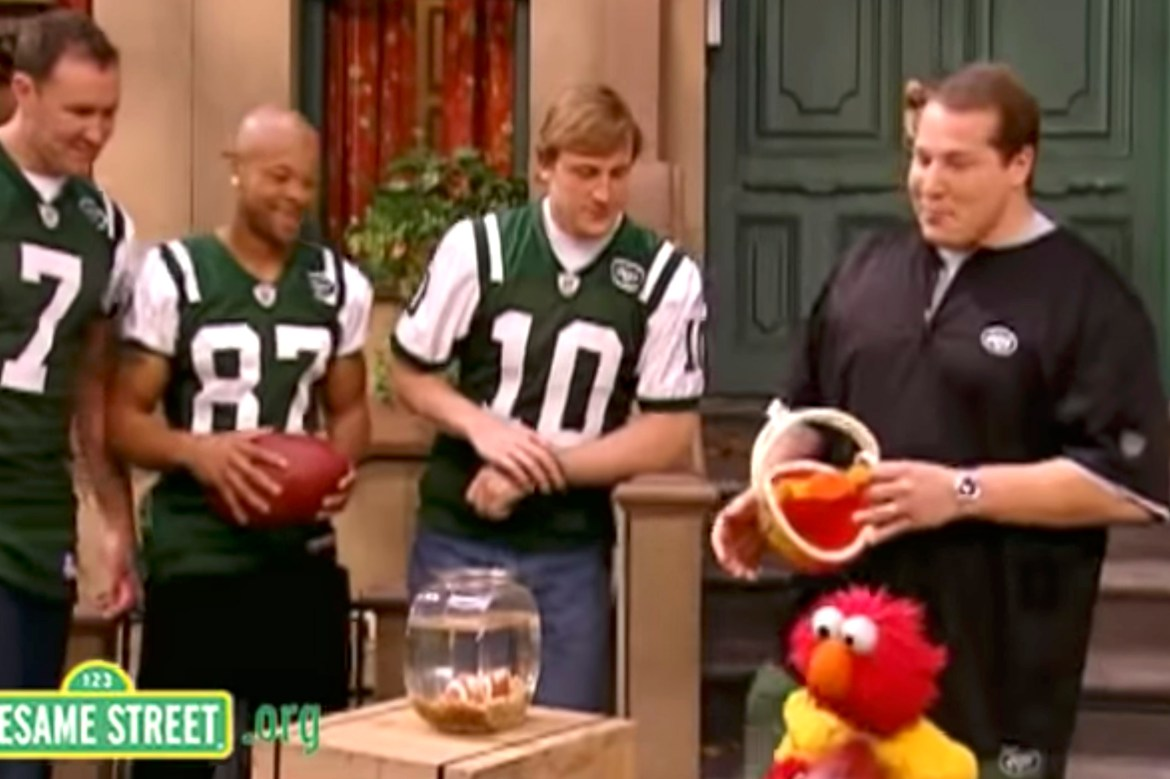 Eric Mangnini re-lives angry 'Sesame Street' run-in after Jets loss 1