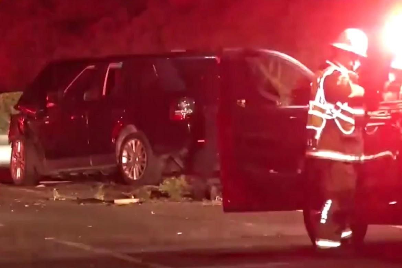 Suspected California DUI crash kills two parents, 3 kids critically injured 1