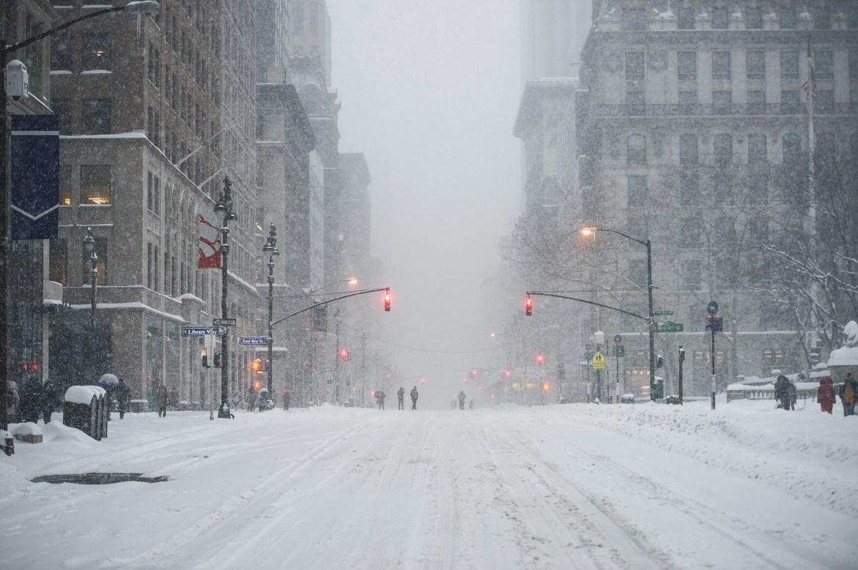 'Highly impactful' winter storm set to slam Northeast 1