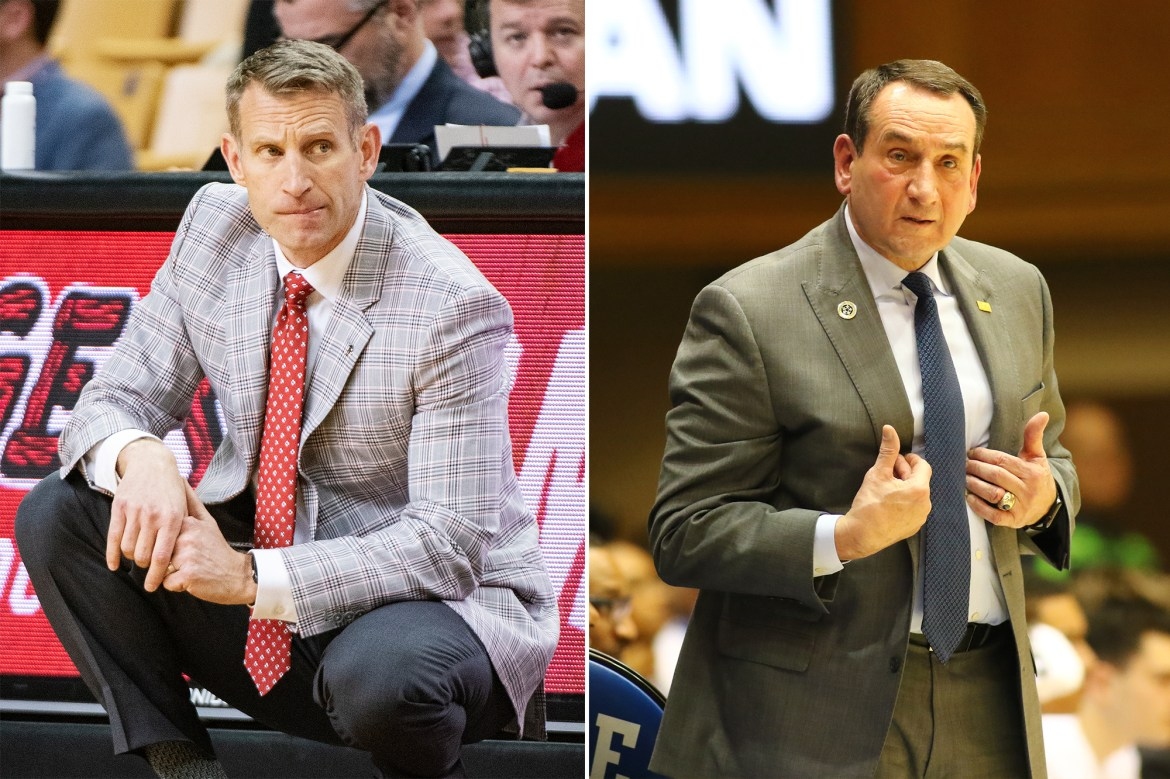 Alabama's Nate Oats calls out Mike Krzyzewski over COVID-19 concerns 1