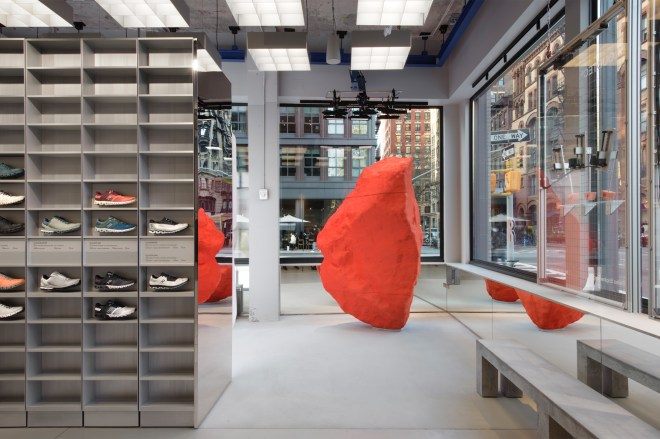 Swiss running shoe On opens first store in NYC