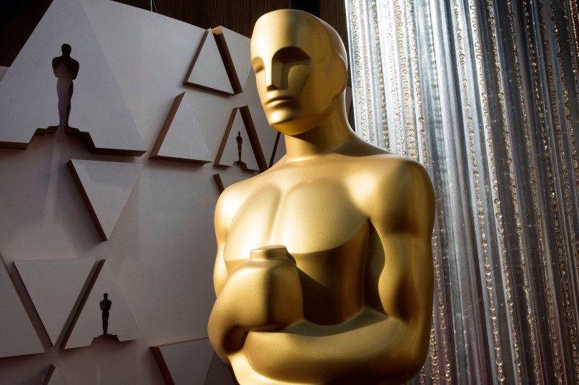 oscars 2021 in person live show