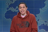Pete Davidson rips Staten Island 'babies' over COVID-19 on 'SNL'