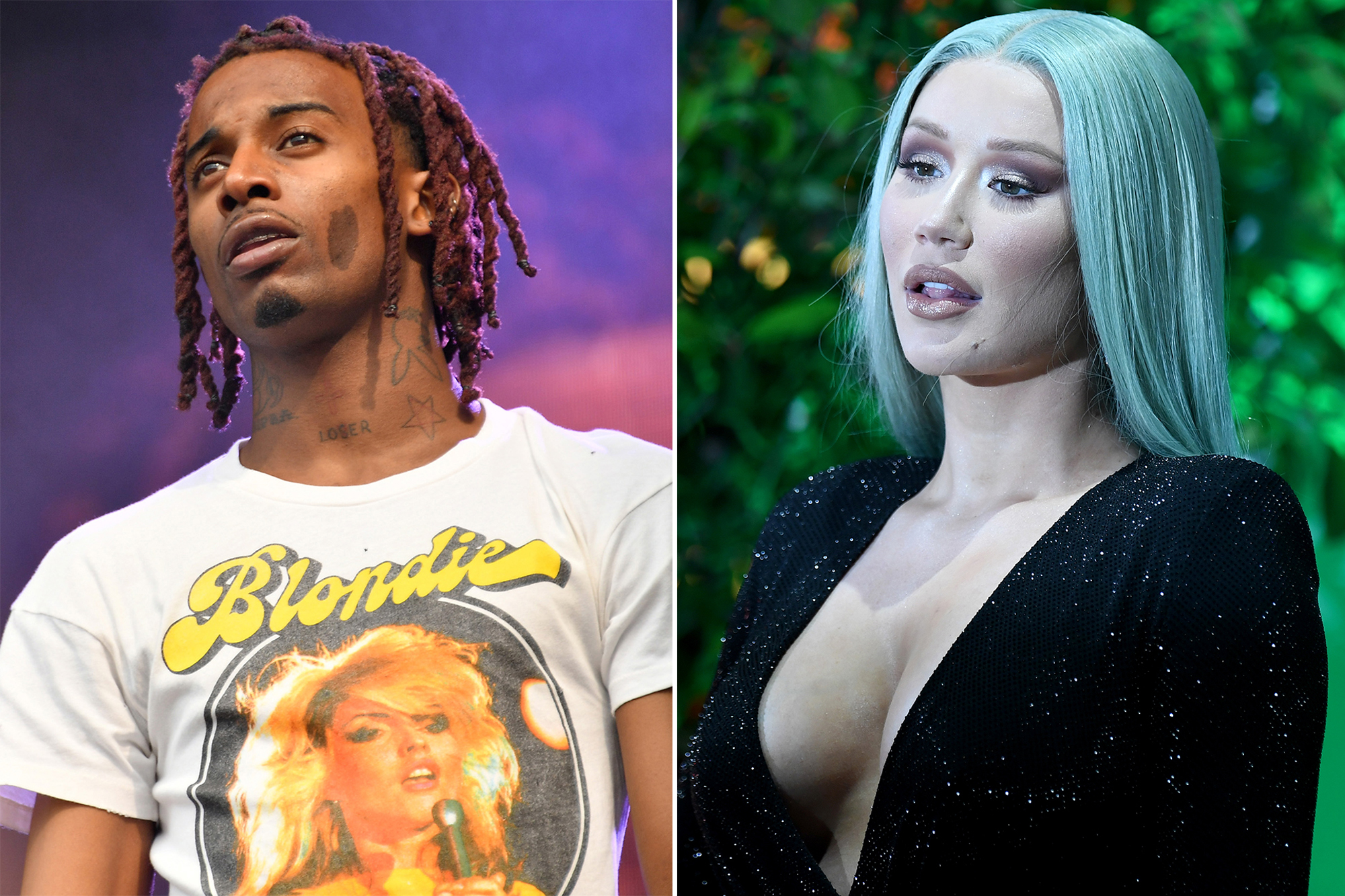 Fans, Iggy Azalea hate on Playboi Carti's 'Whole Lotta Red'