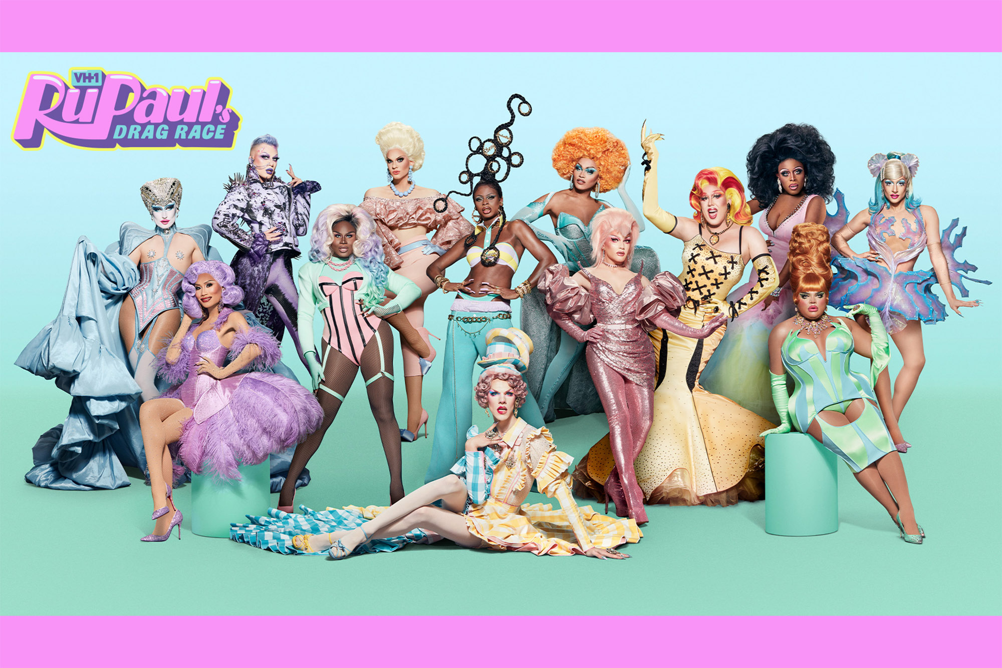 Will 'RuPaul's Drag Race' Season 13 rock wigs, heels — and masks?