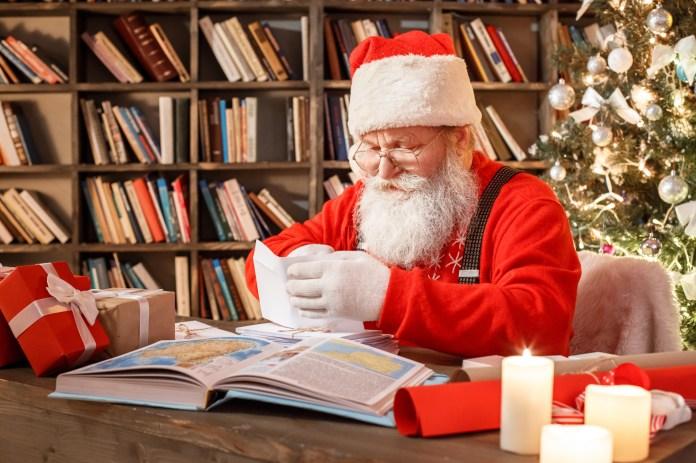 Operation Santa' reveals kids' heartbreaking Christmas letters