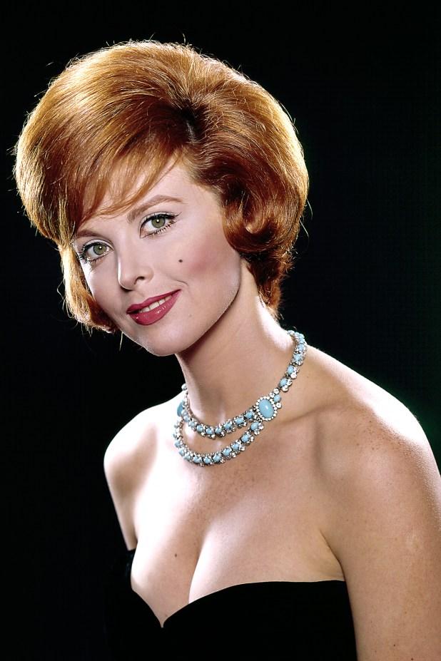 Tina Lewis, 1963.