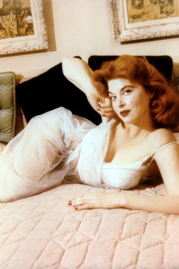 Tina Lewis, c.  1960