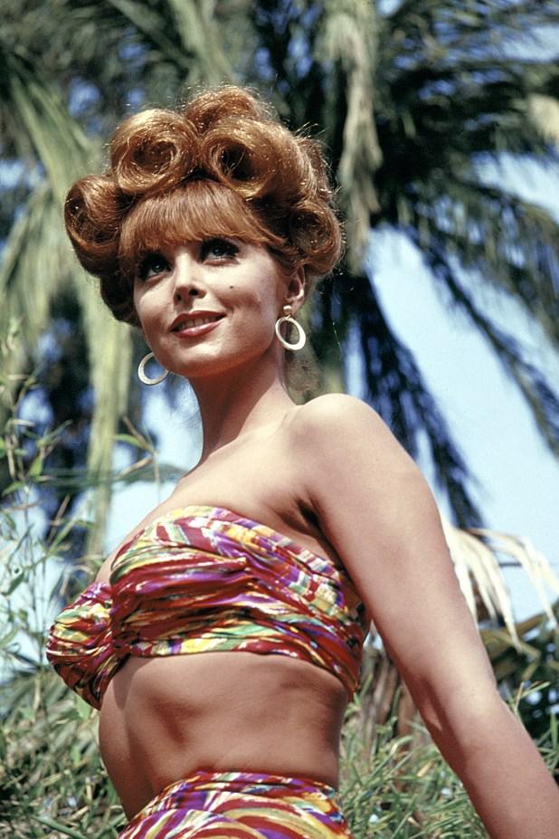 Gillins Island, Tina Lewis, 1964–1967.