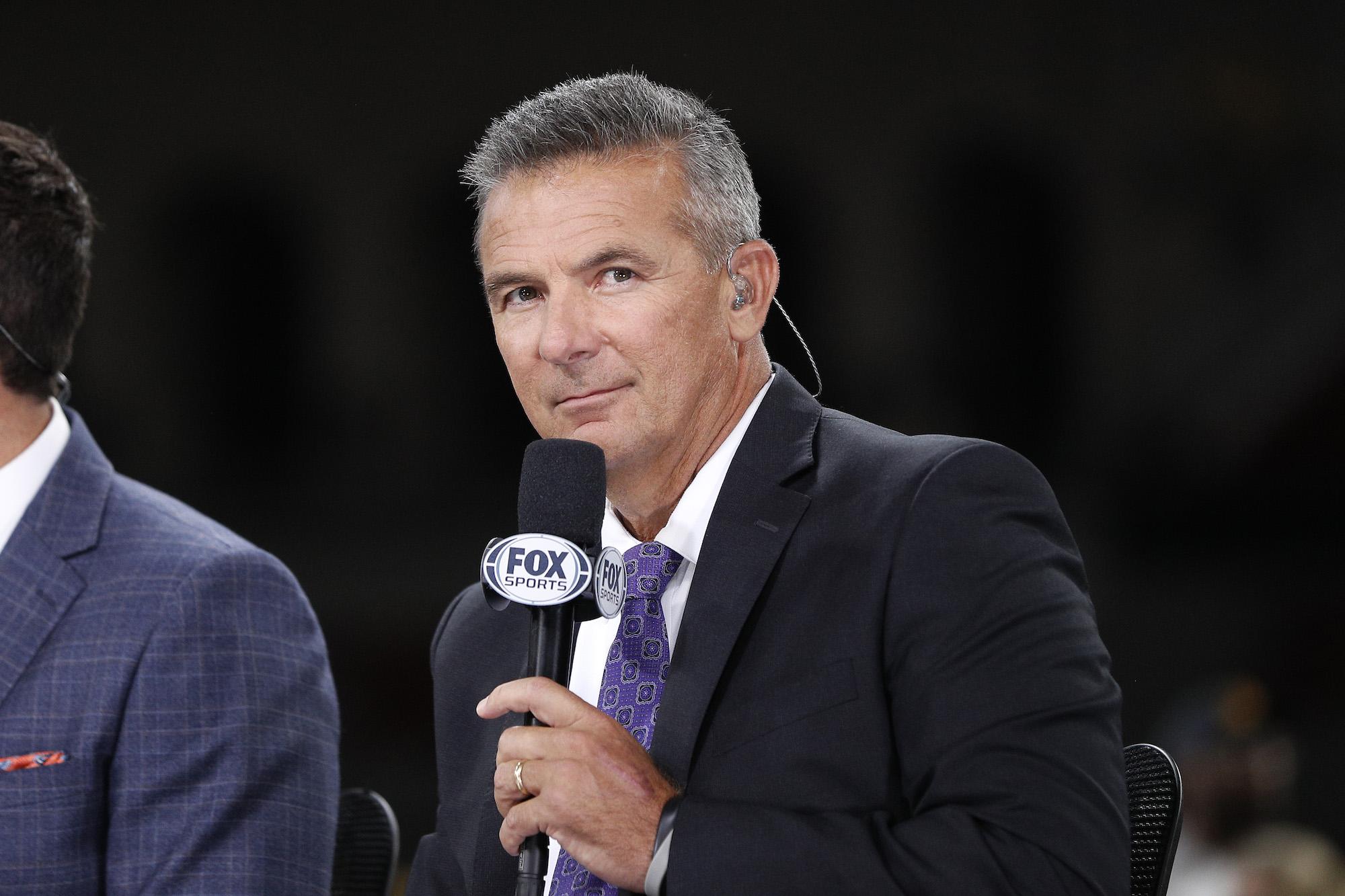 Urban Meyer drawing NFL coaching interest