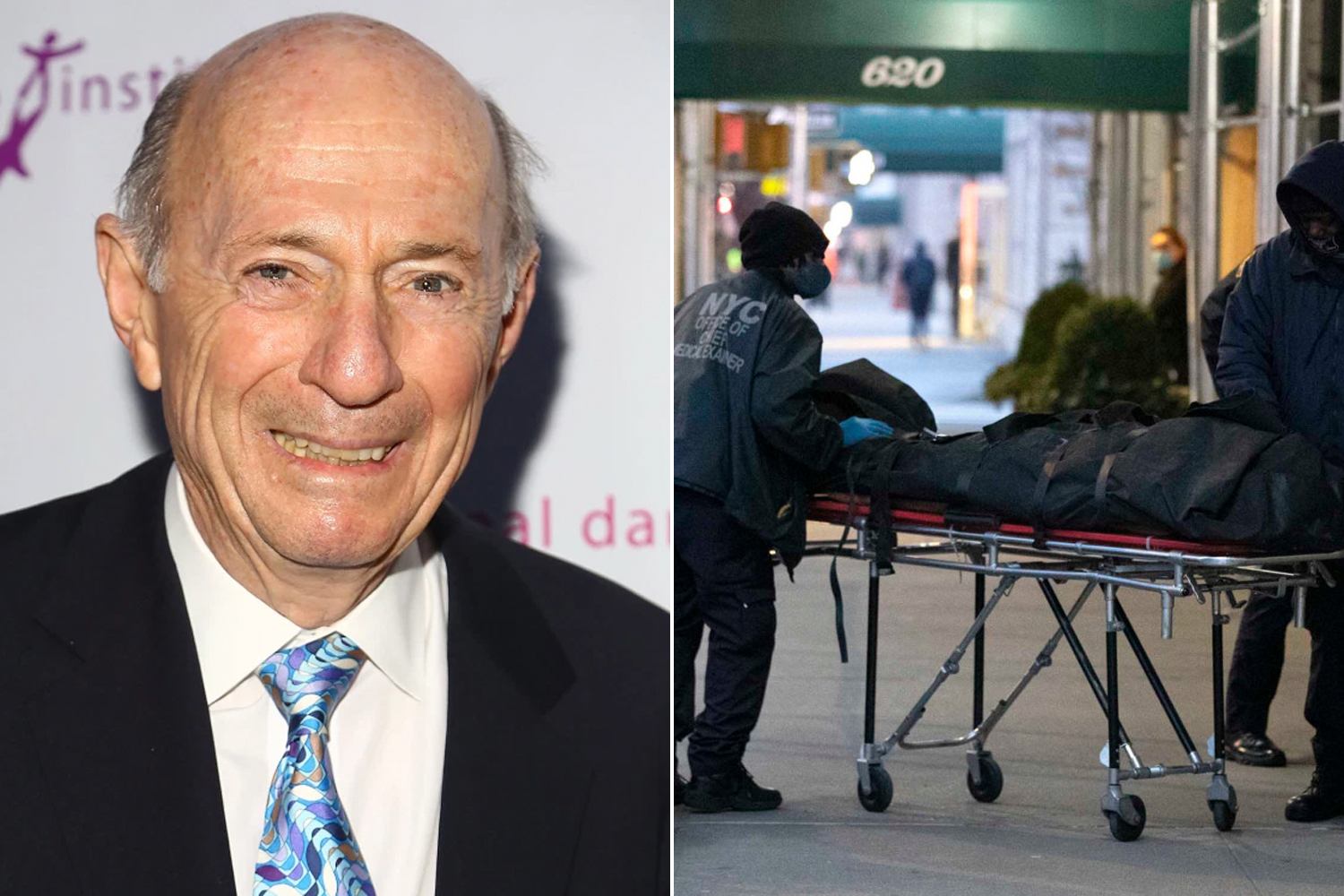 Sweet'N Low magnate Donald Tober leaps to death from NYC home