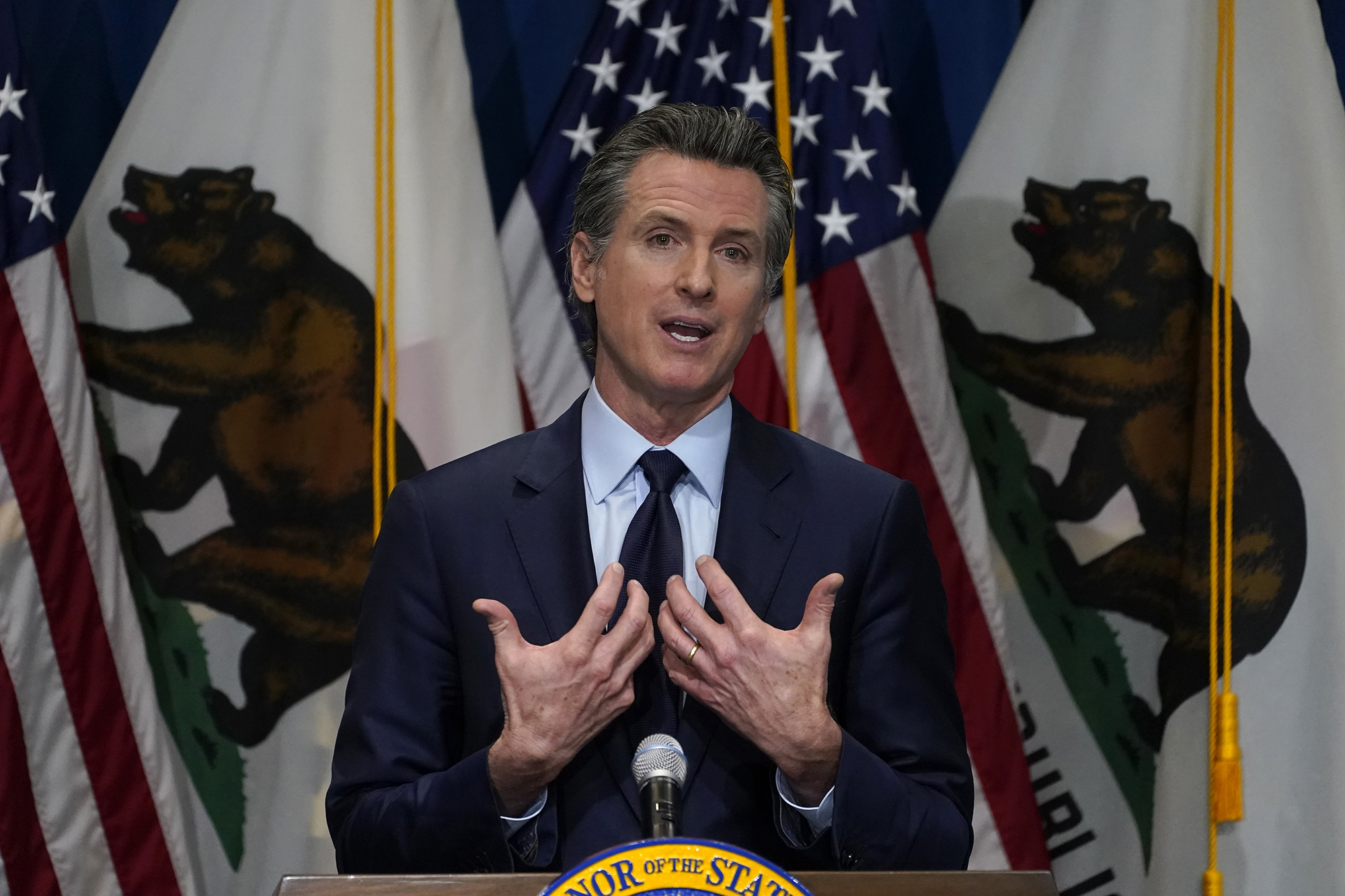 Recall effort against Calif. Gov. Newsom passes 1M signatures