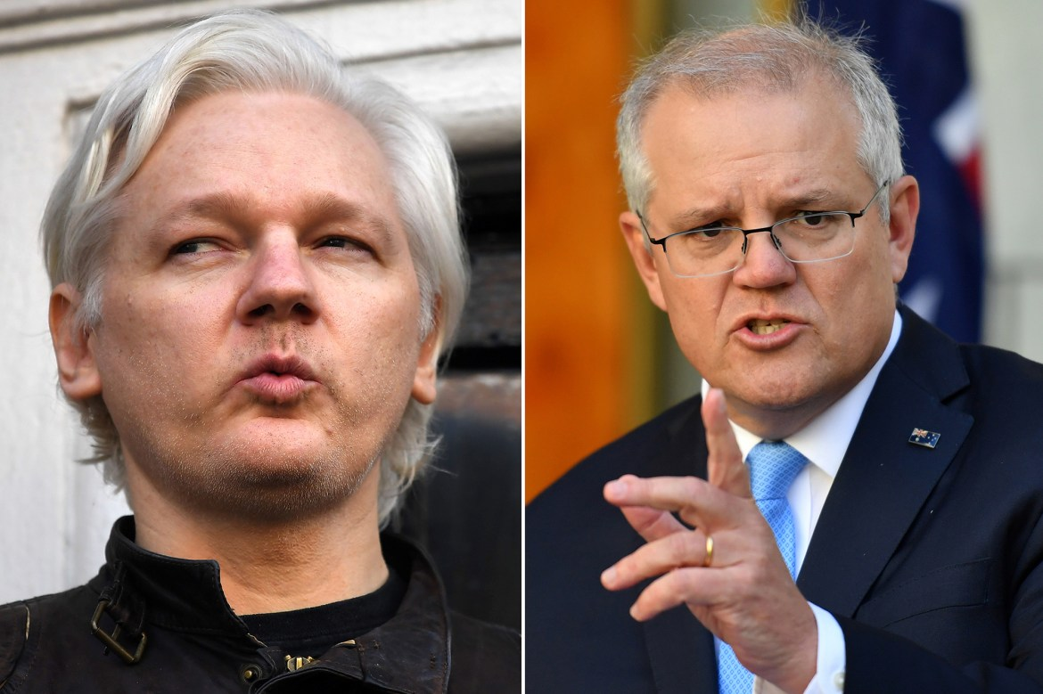 Julian Assange is 'free to return home' to Australia if US court appeal fails 1